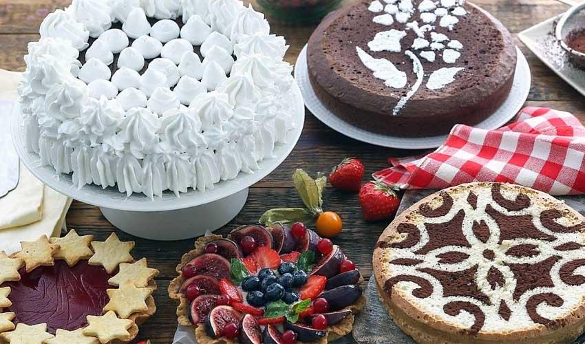 хранение торта