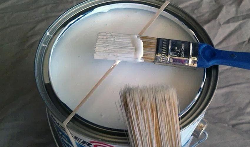 Температура хранения масляной краски