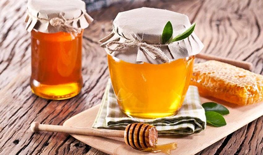 хранить мед