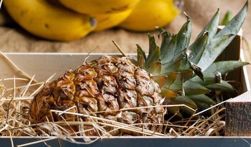 где хранить ананас