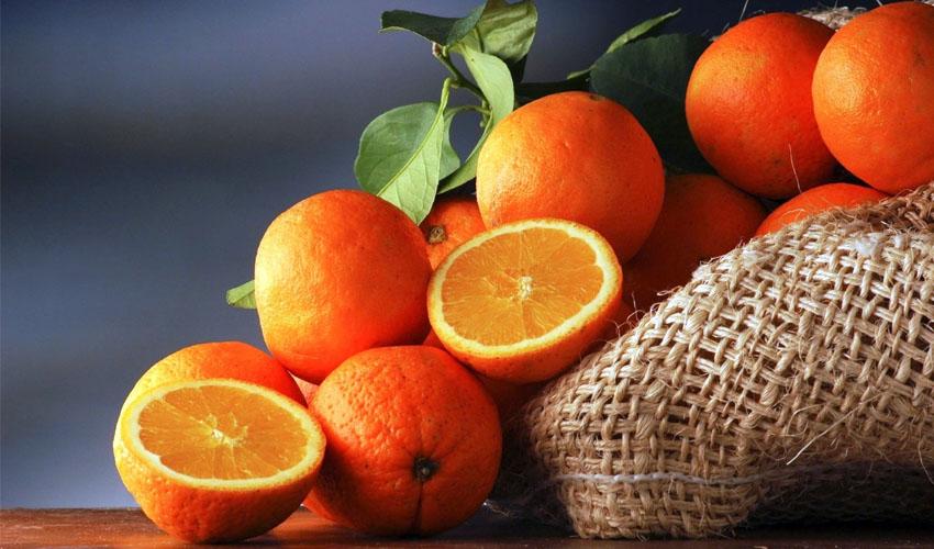 выбрать апельсин