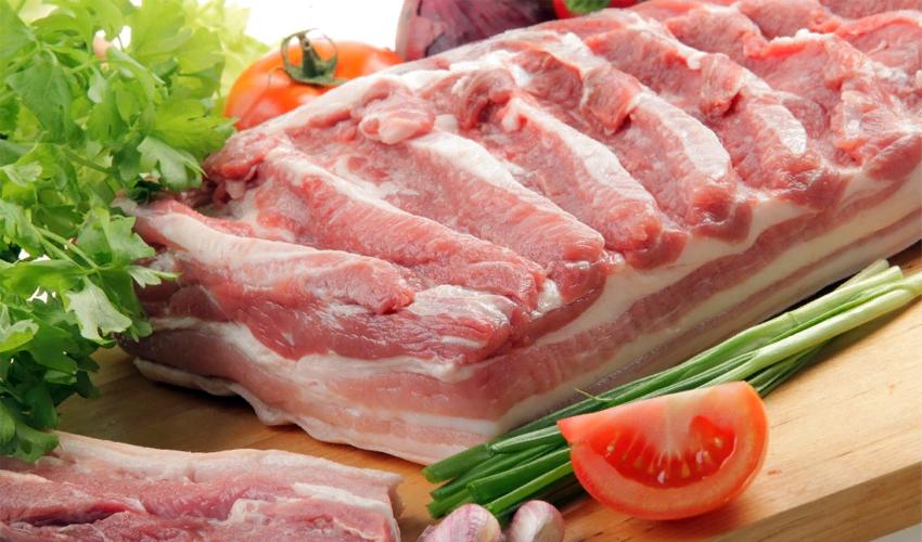 как выбрать свинину