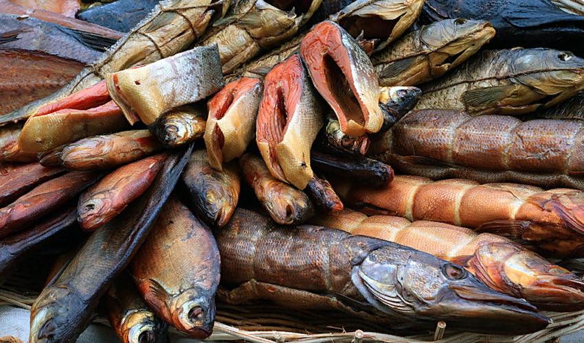 виды копченой рыбы