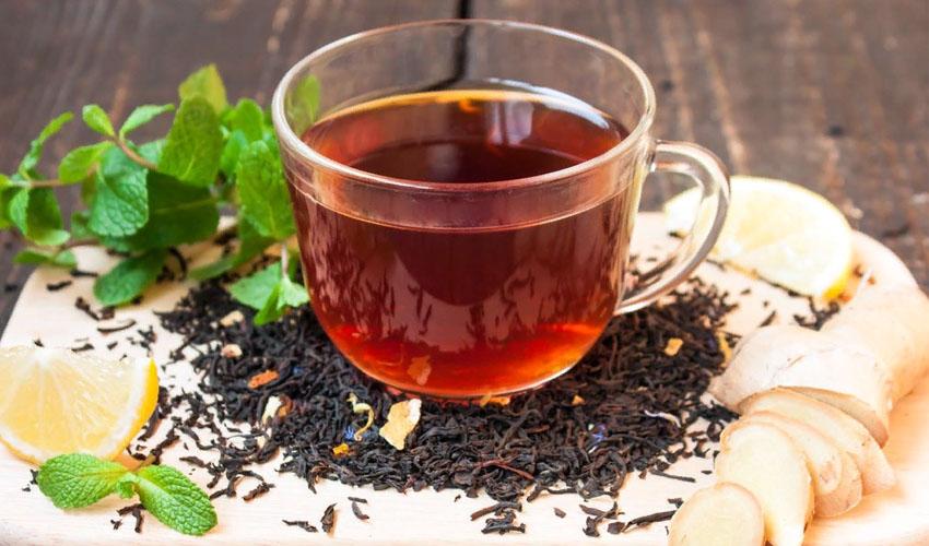 хранение заваренного чая