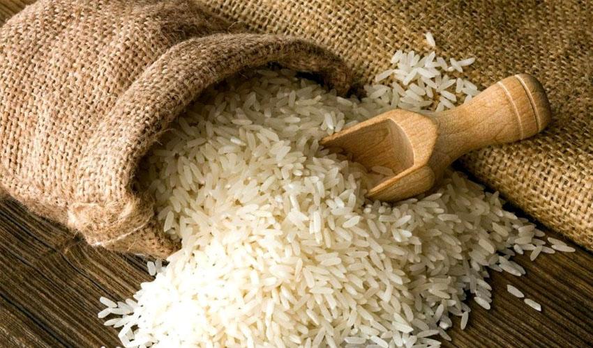 рис в мешке