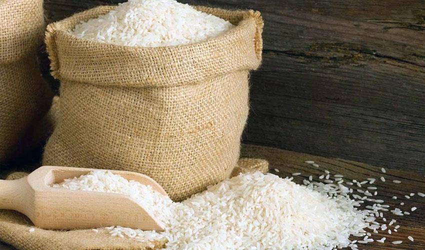 рис хранение