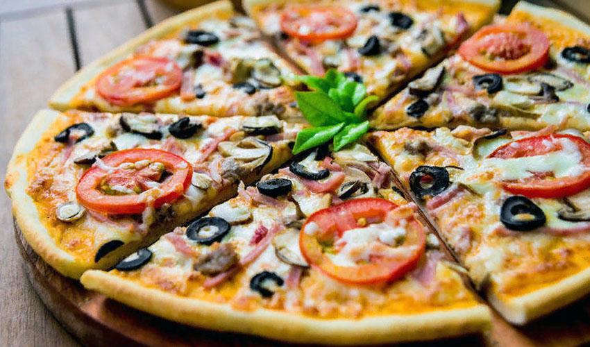 хранение пиццы
