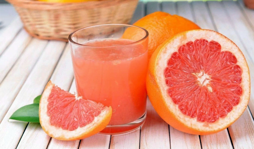 сок грейпфрута хранение