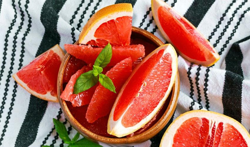 хранение грейпфрута
