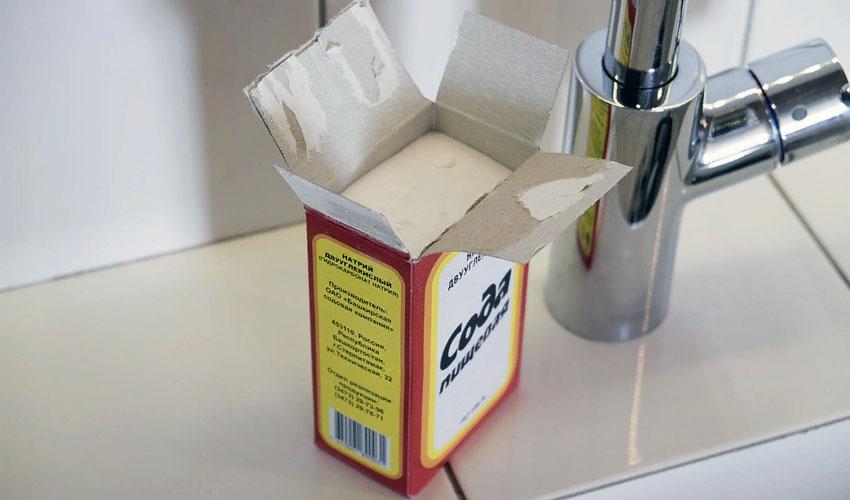 хранение соды