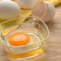 Условия и срок хранения яичных белков