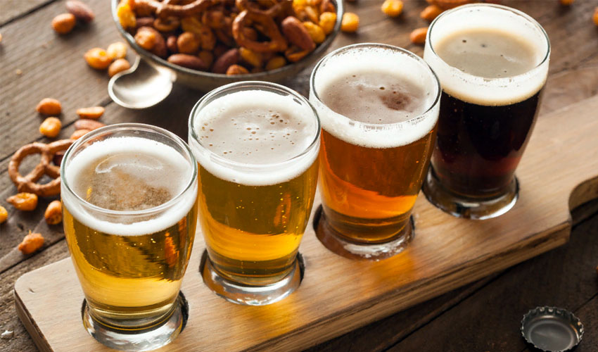 хранение пива