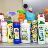 Хранение дезинфицирующих средств в домашних условиях