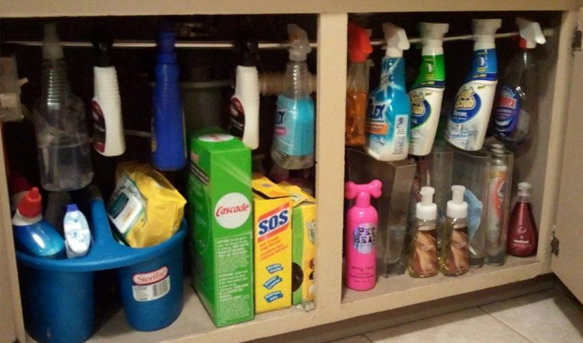 условия хранения моющих средств