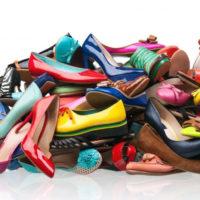 Хранение зимней и летней обуви в шкафу, прихожей, на балконе