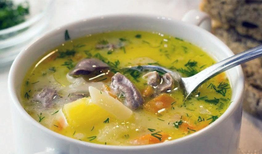 хранение супов
