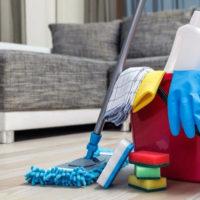 Хранение уборочного инвентаря в небольшой квартире