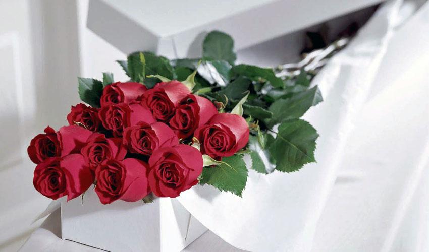 хранение роз