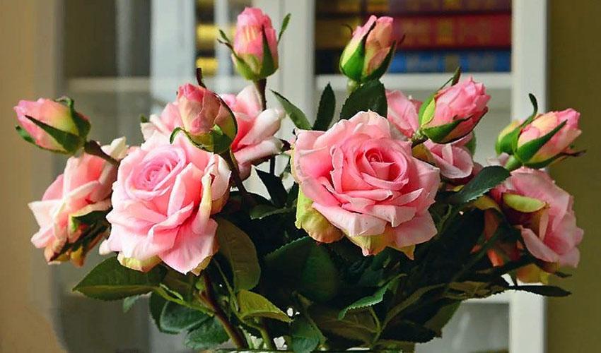 хранение роз в домашних условиях