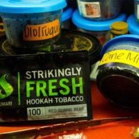 Условия и срок хранения табака для кальяна