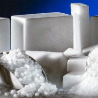 Сроки и условия хранения сухого льда