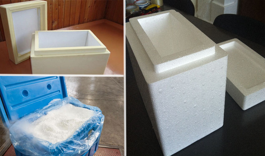 контейнер для сухого льда