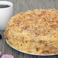 Сроки и условия хранения торта Наполеон
