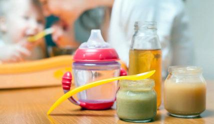 Срок и условия хранения детского питания