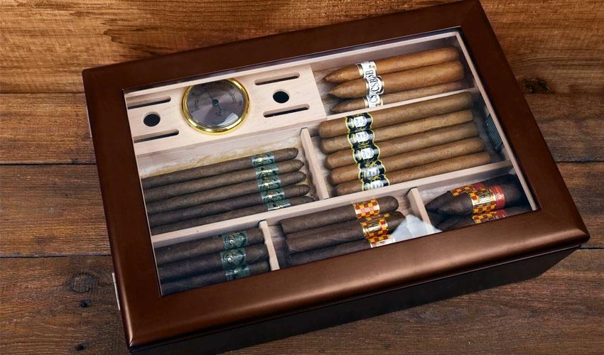 условия хранения сигар