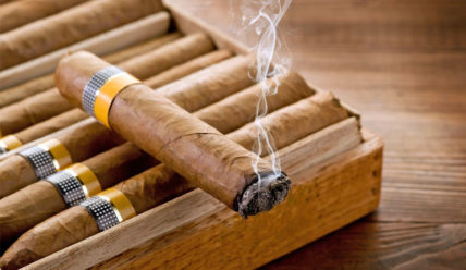 Срок, условия, и емкости хранения сигар
