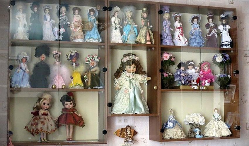 хранение кукол