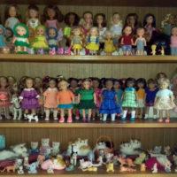 Как хранить кукол