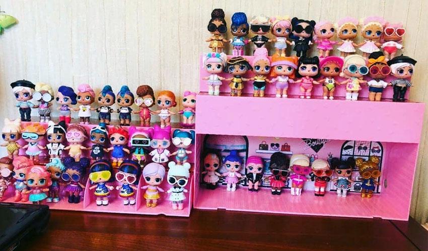 где хранить кукол