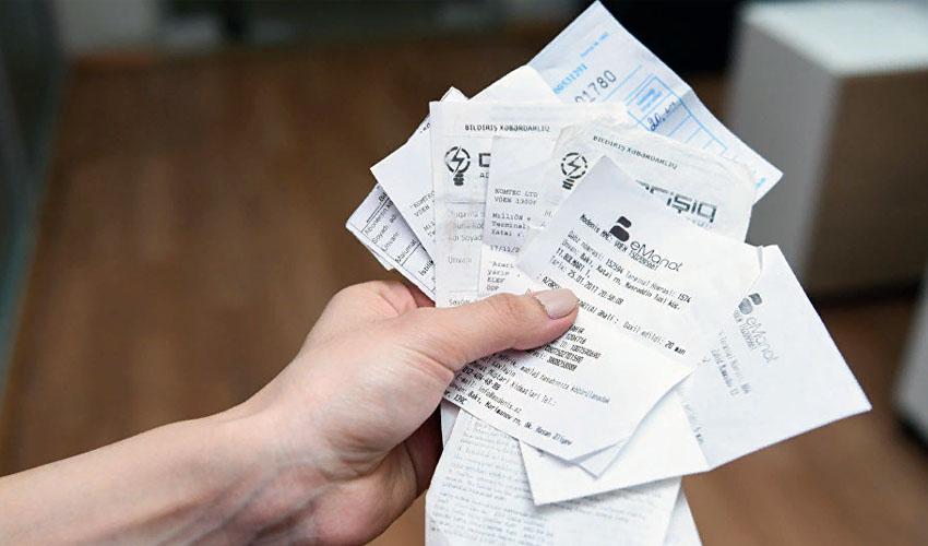 хранение чеков