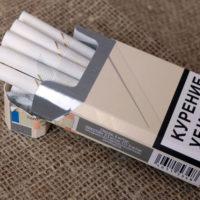 Срок и условия хранения сигарет