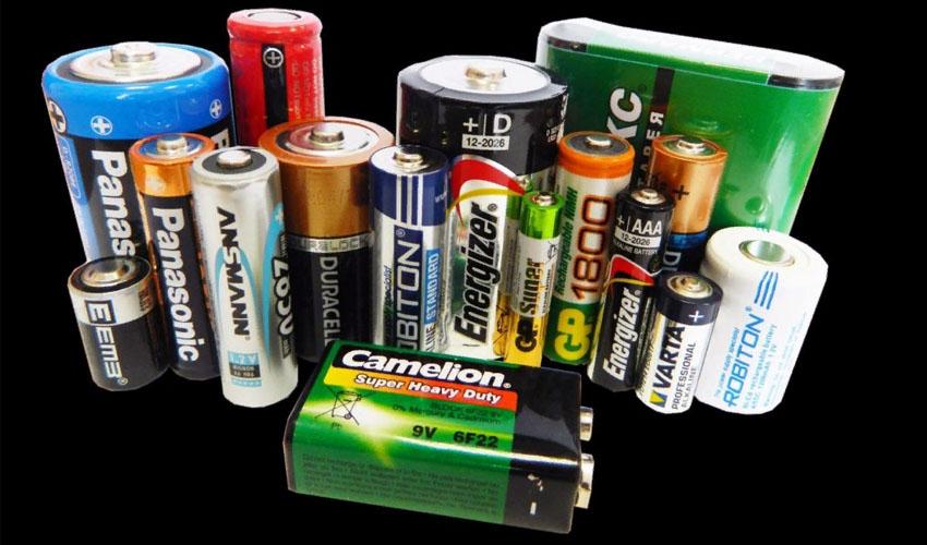 срок хранения батареек