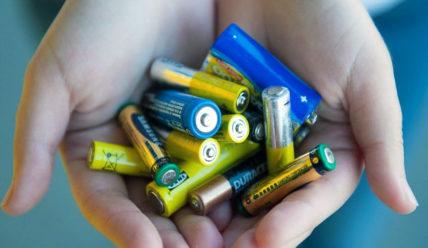 Срок и условия хранения батареек