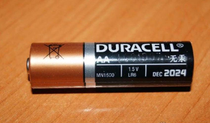 срок годности на батарейках