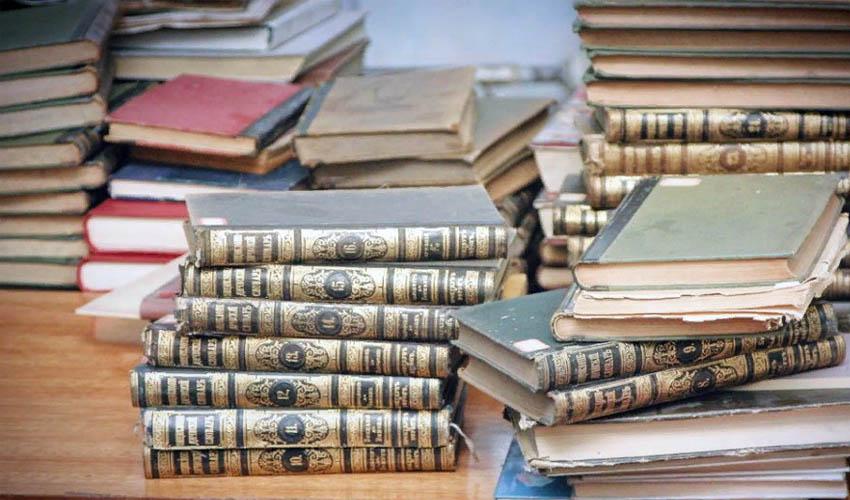 как сохранить книги