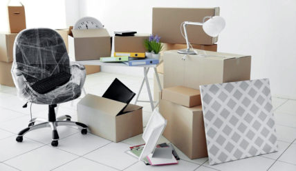 Где и как можно хранить мебель во время ремонта или переезда