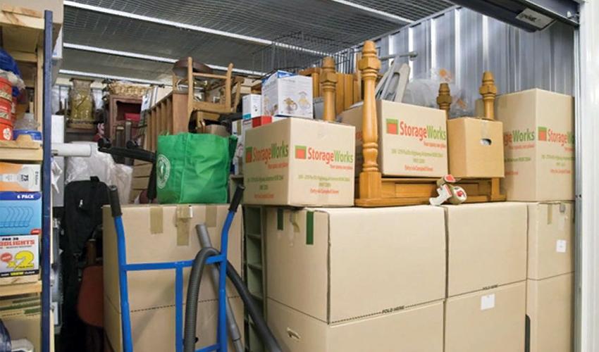 хранение мебели во время ремонта
