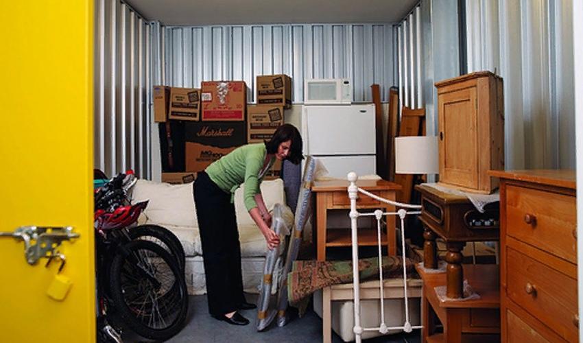 как сохранить мебель во время ремонта