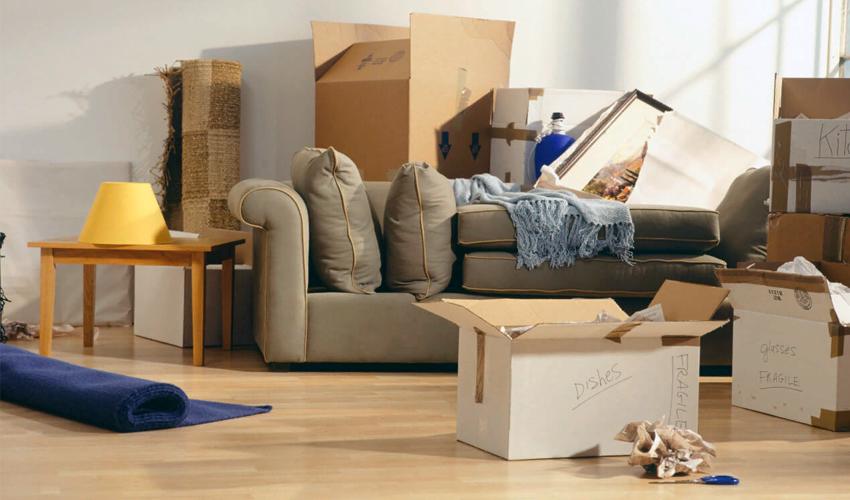 хранить мебель