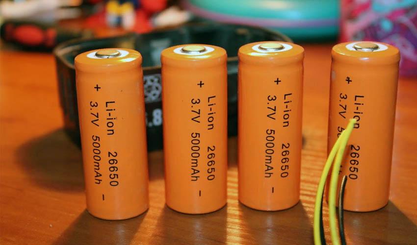 хранение батареек
