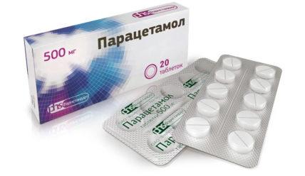 Срок и условия хранения парацетамола