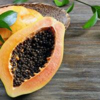 Как хранить папайю (срок, условия, температура)