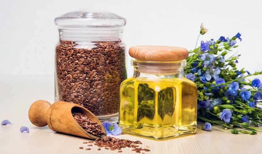 как хранить масло льна