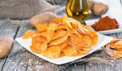 Сроки и условия хранения чипсов