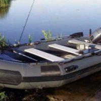 Правильное хранение лодки ПВХ зимой