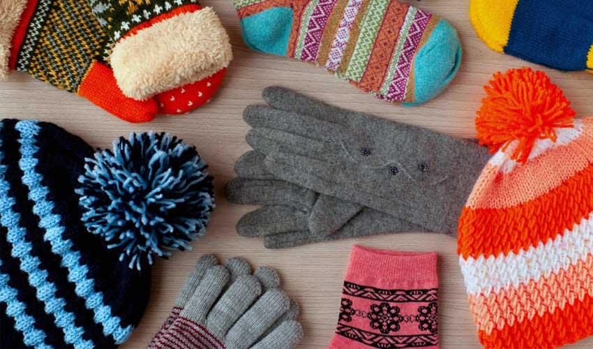как хранить перчатки и варежки